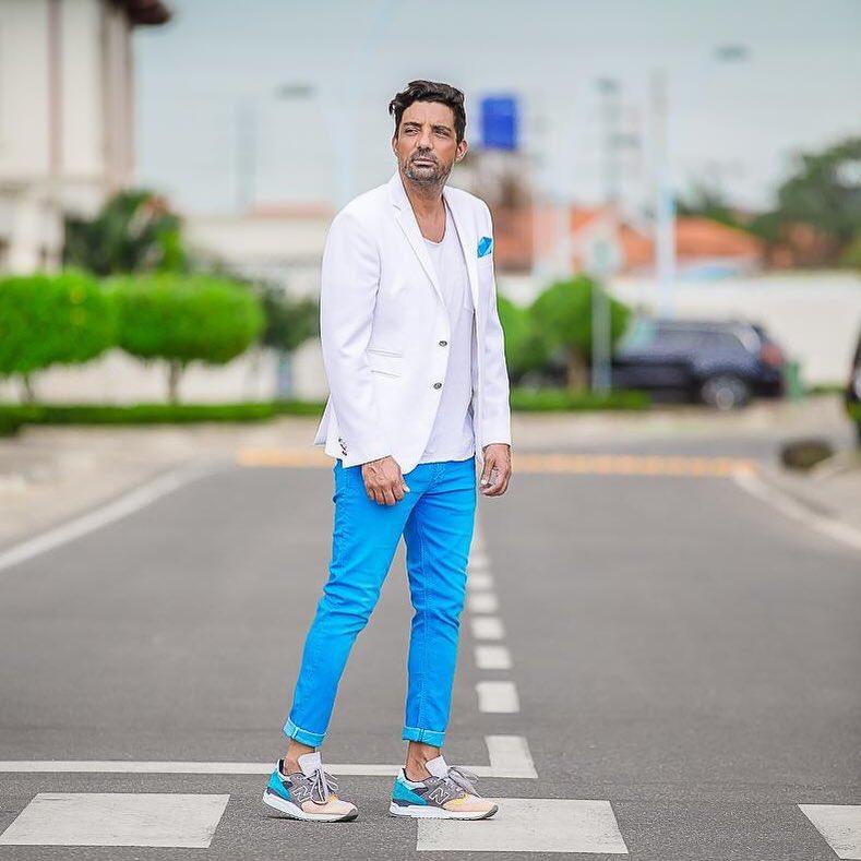 """Rui Silva - Presencie o poder do """"básico"""", como apenas duas cores podem elevar o teu estilo!"""