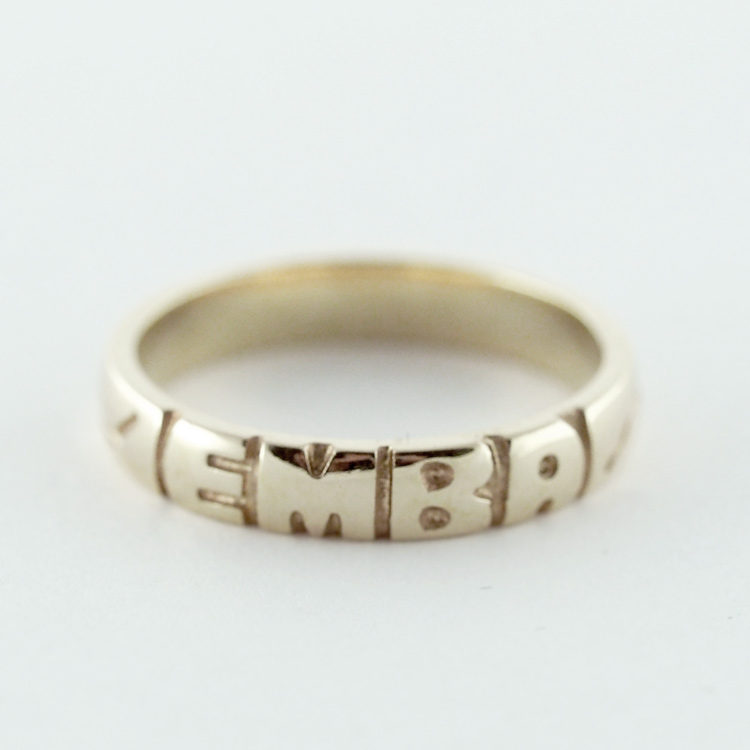 <b>Graduation Ring</b><br>Starting at $500<br>10K Yellow Gold