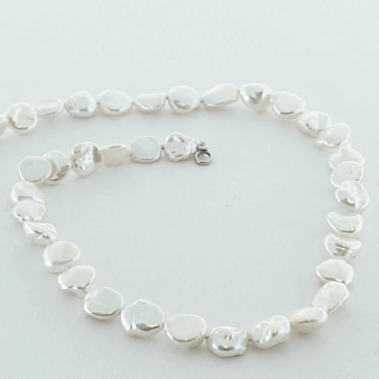 "<b>Keshii Pearls</b><Br>$786<Br>Fresh Water Pearls<br> ""Keshii type"""