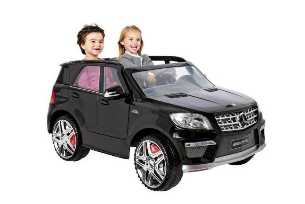 KidTrax 12V Mercedes GL 63