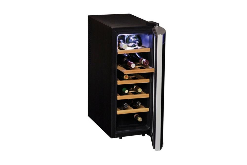 Koolatron 12 Bottle Deluxe Wine Cellar