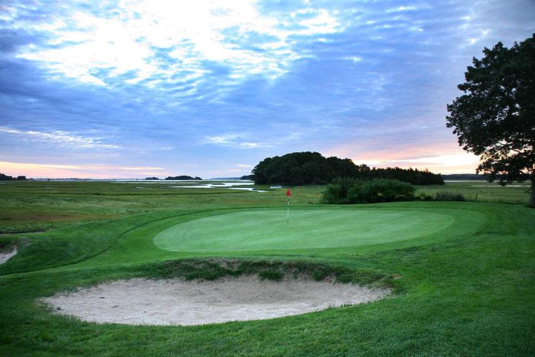 Cape Ann golf Club, Essex , MA - 7th Hole