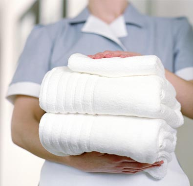 White Glove Service - Our team will refresh on a daily basis leaving your room tidy and clean with our signature BVR White Glove Awarded Service.