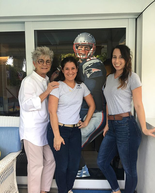 Team BVR is getting ready for the big game! #bvr #superbowl #sunday #football #superbowlparty #thebeachsidevillageresort #gopats #patriotsnation #nfl