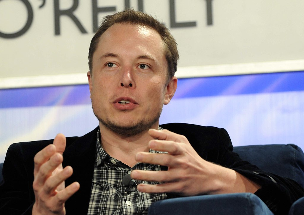 Image credit: JD Lasica from Pleasanton, CA, US (Elon Musk) [CC BY 2.0 (https://creativecommons.org/licenses/by/2.0)], via Wikimedia Commons