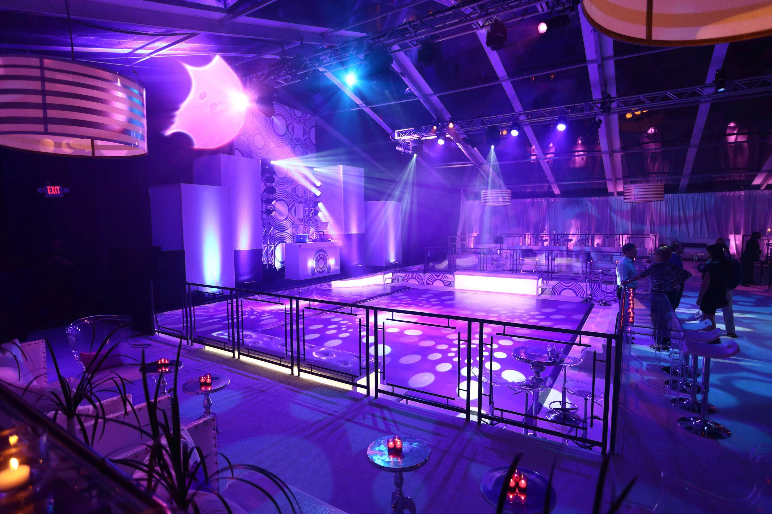 luxury event