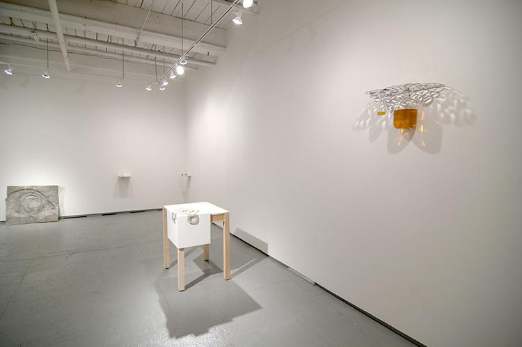 Uses, left to right, Naomi Safran-Hon, Zoe Sheehan Saldana, Richard Klein