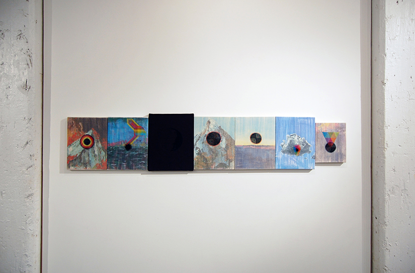 JONATHAN COWAN: selected works, 2012-2015