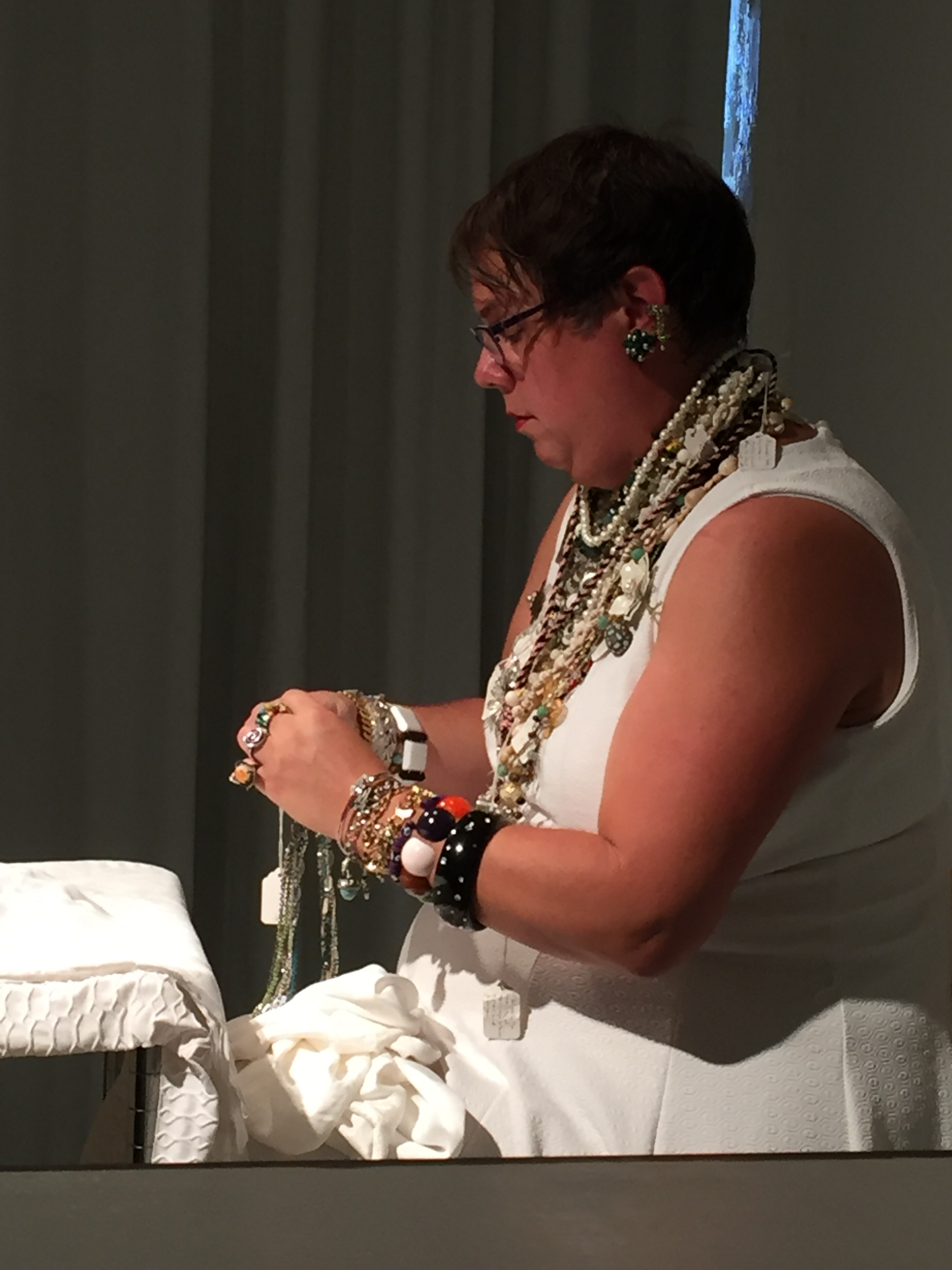 Libby Rowe, Pearls of Wisdom