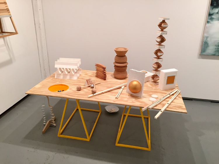 April 25 – May 31, 2015    Imaginary Monuments   Aimée Burg, Mark Dixon, Thale Fastvold, Emily Hass,