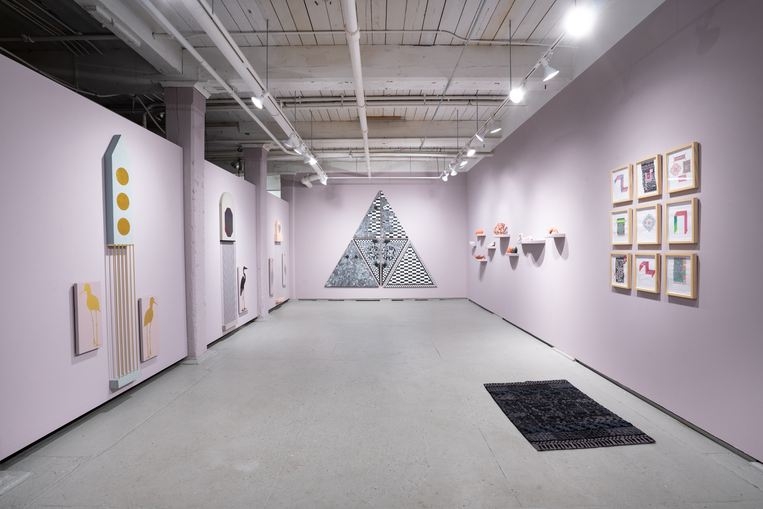 July 27th - August 25th   How Shallow   Sage Dawson, Meghan Grubb, Allison Lacher and Edo Rosenblith from   Monaco   in St Louis