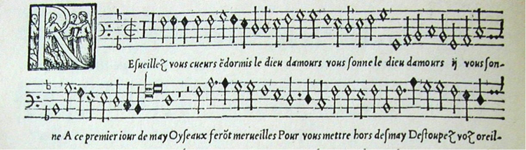 Mensural Notation