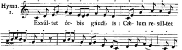 Standard Modern Notation