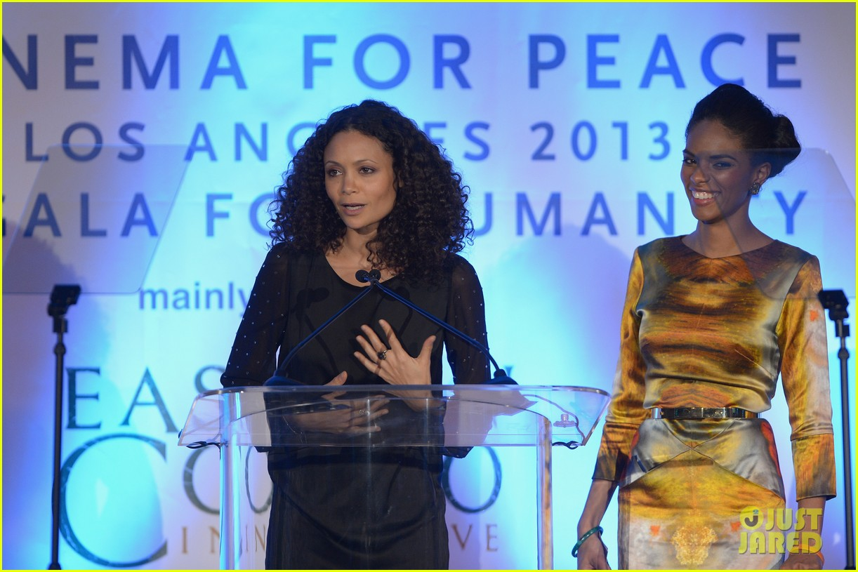 Noëlla also hosted the New York Cinema for Peace Gala in September 2012,  click here  for more information.