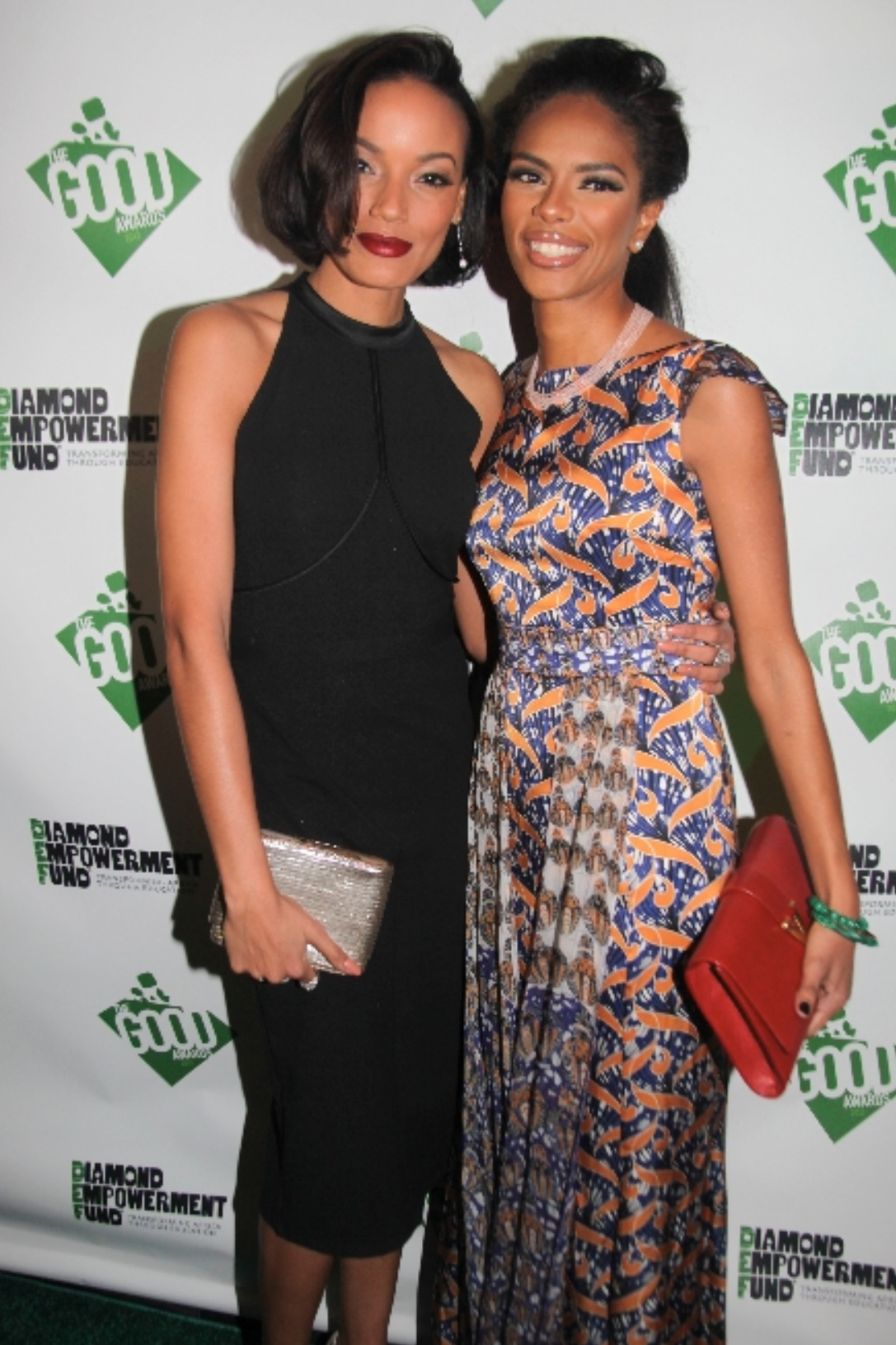 Noella with Selita ebanks