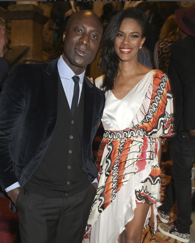 Shot at LDNY Fashion Show And WIE Award Gala with Ozwald Boateng