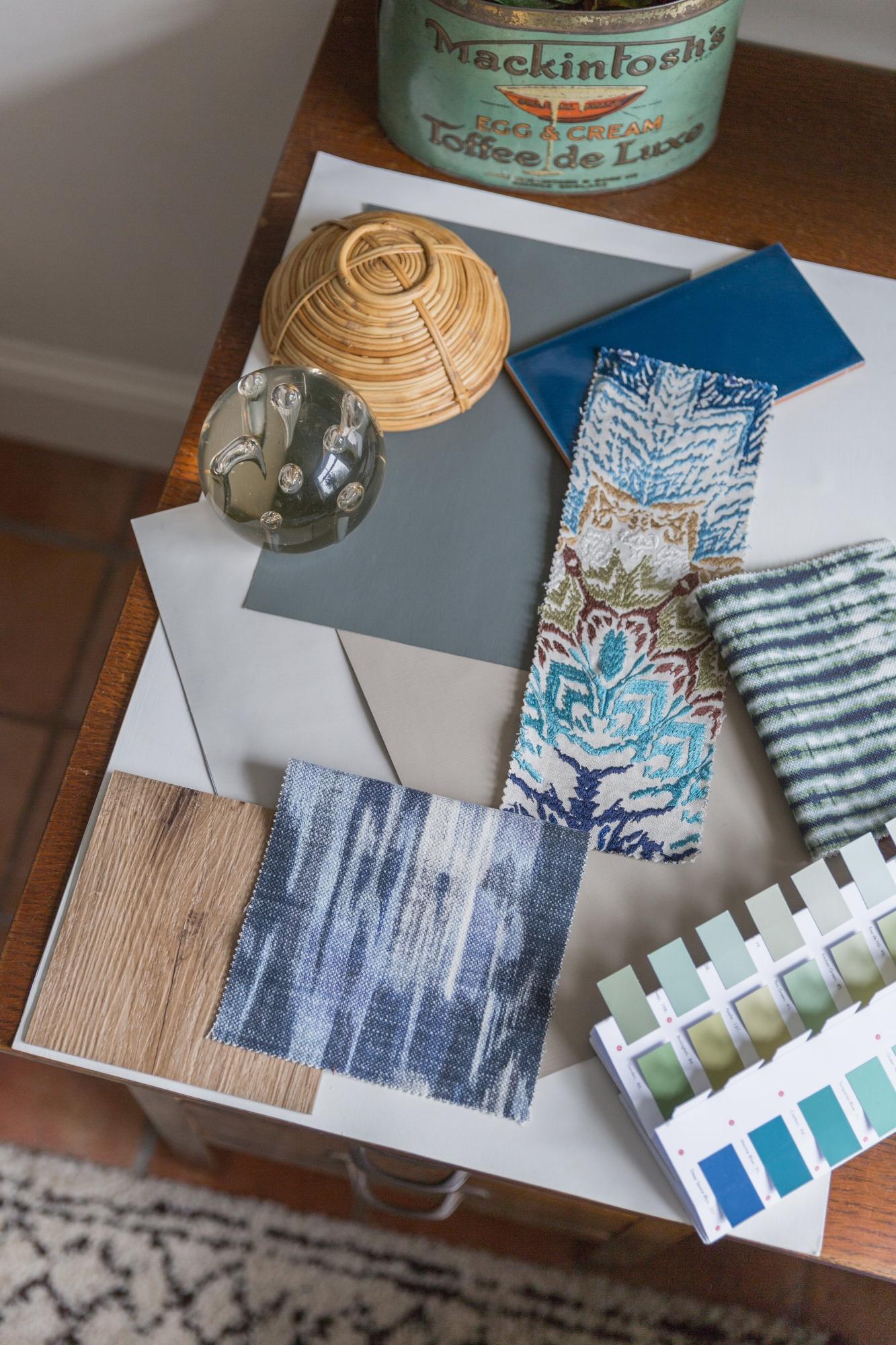 Interior Design & Styling -