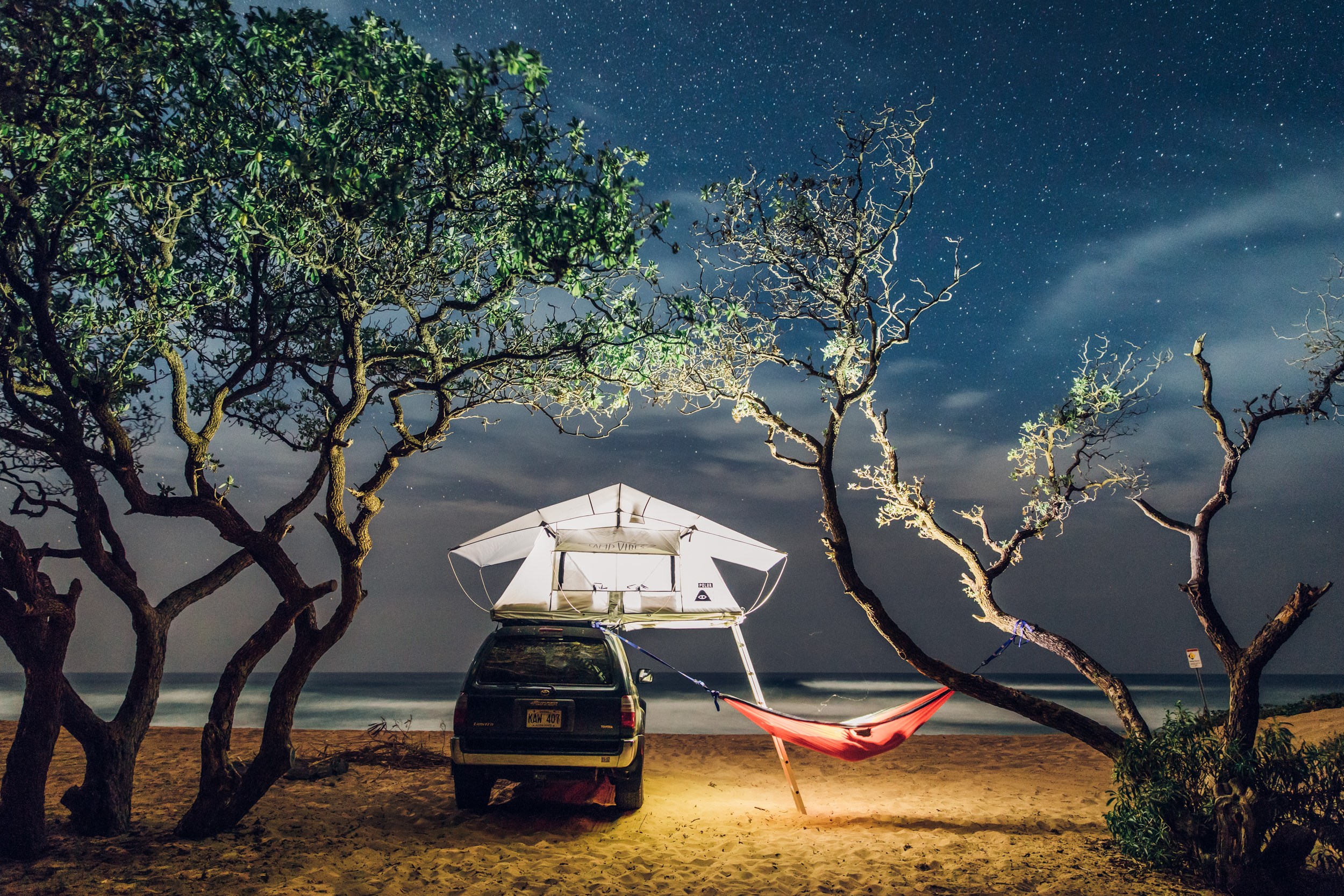 Hawaii-Overland-Kauai-roof top tent-camping-polihale-rental-2.jpg