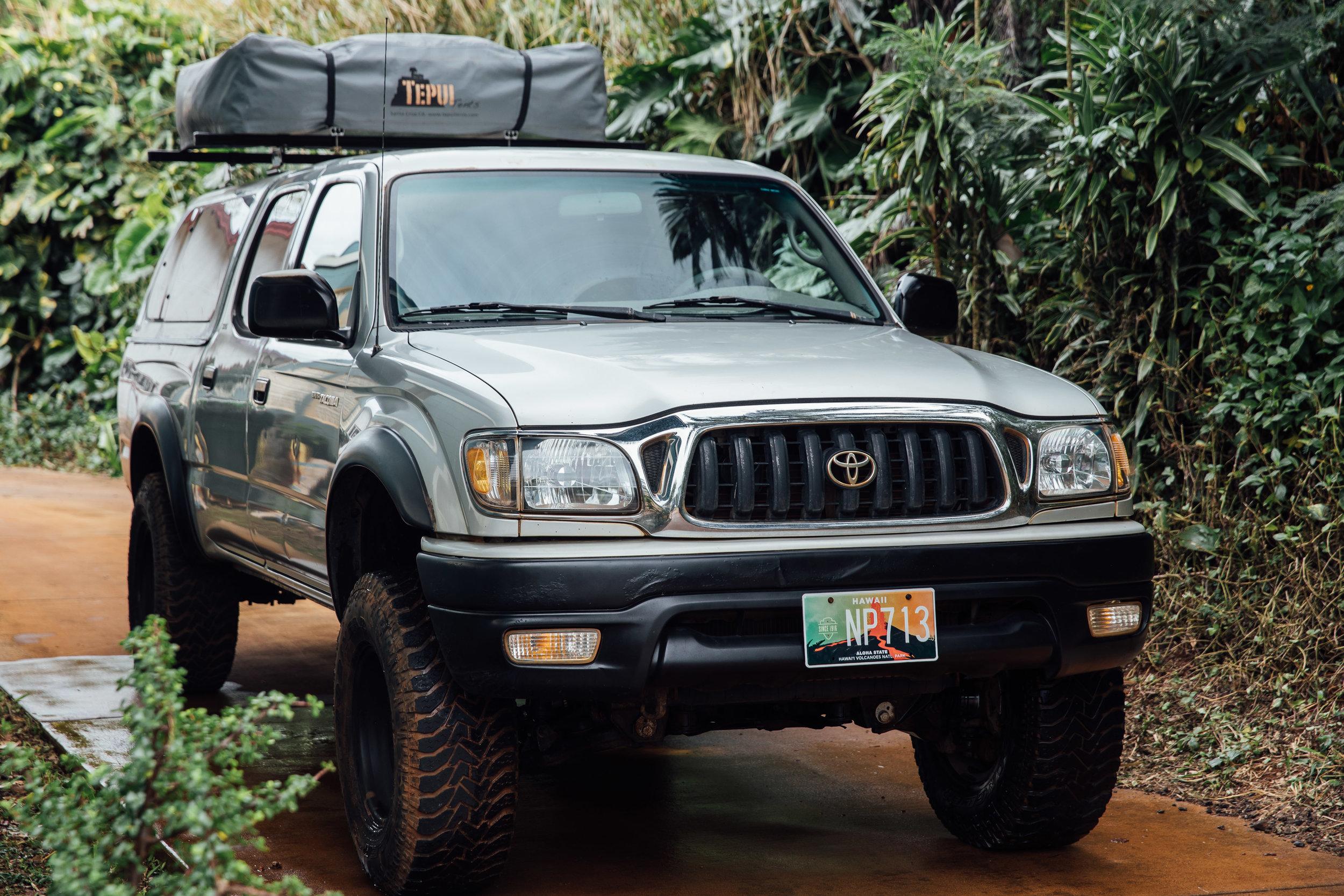kauai overlander-camper-roof tent-adventure-hawaii-silver surfer-tacoma-toyota-tepui-5.jpg