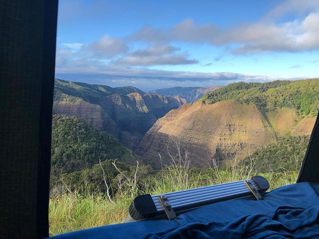 When our guests send us photos like this, it's a reminder of how lucky we are to live on Kaua'i!!! #kauaioverlander #smallislandbigadventures