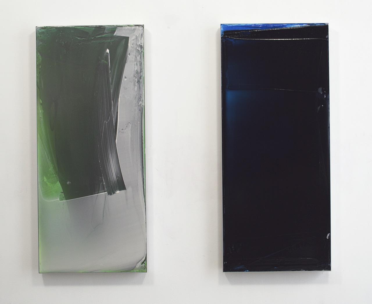 2 Paintings for Alessandra, 2016, ea 120x52cm.jpg