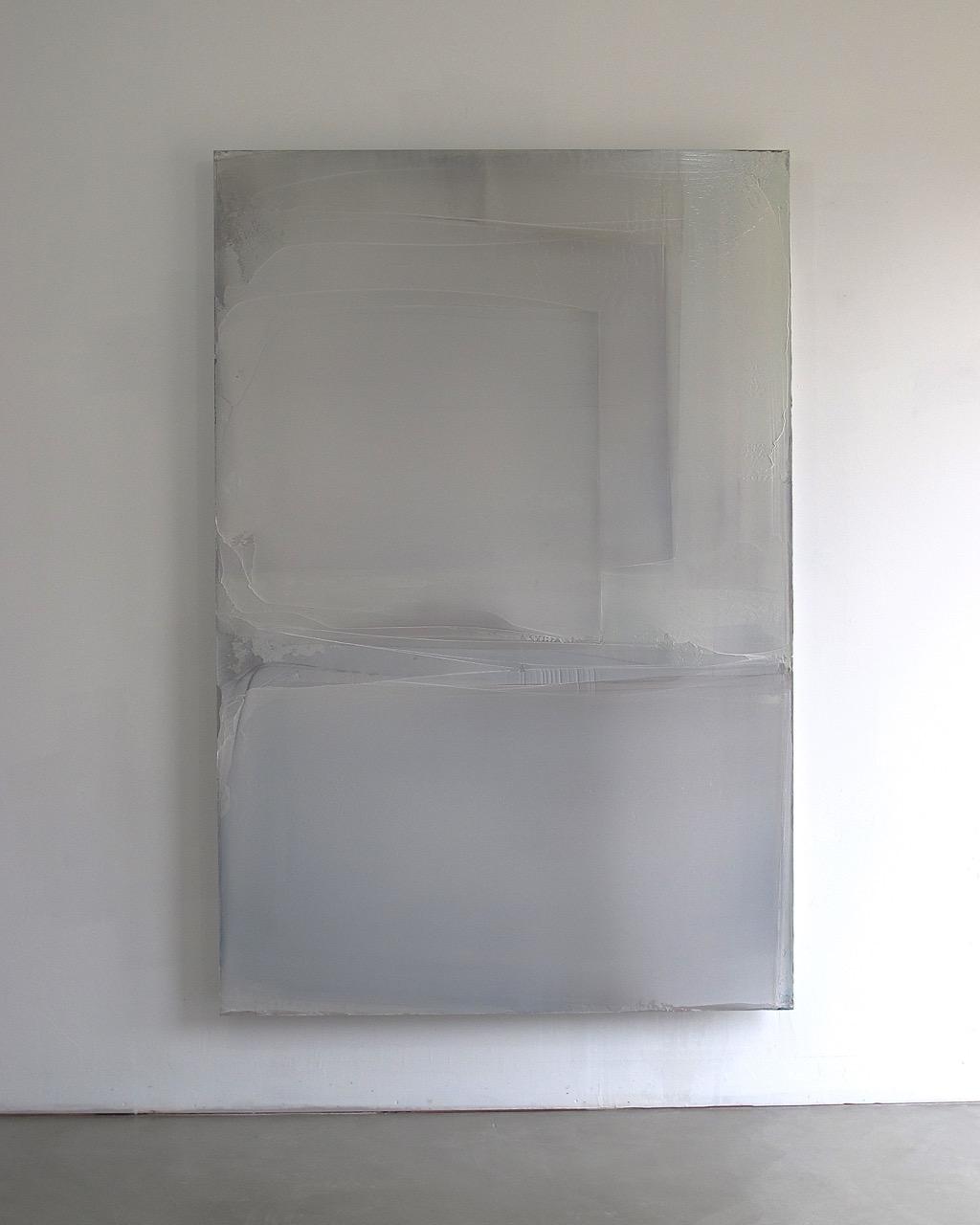 Large White Composition (Burgundy Light), 2012, 220x150cm.jpg