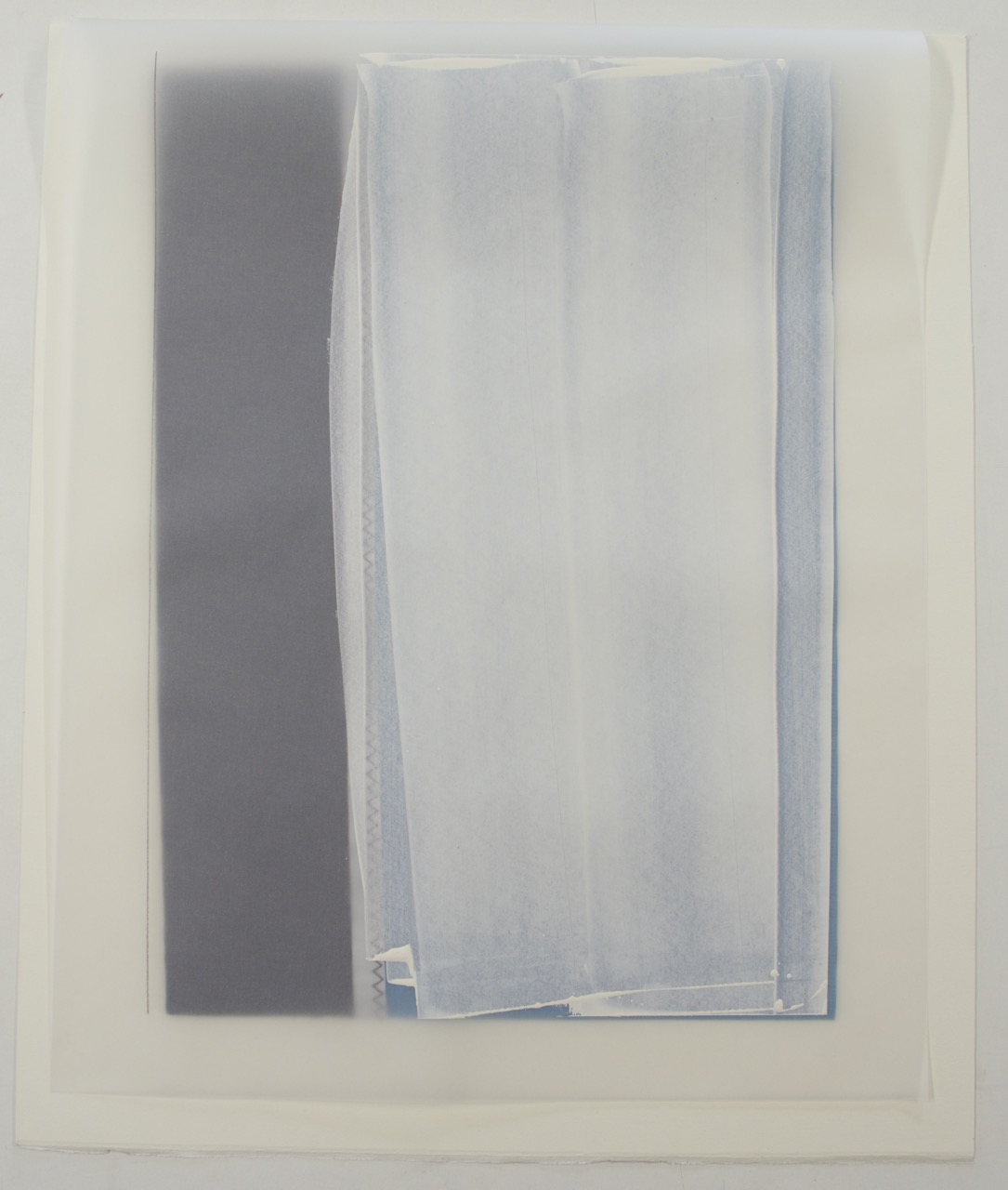 work on paper, 2013
