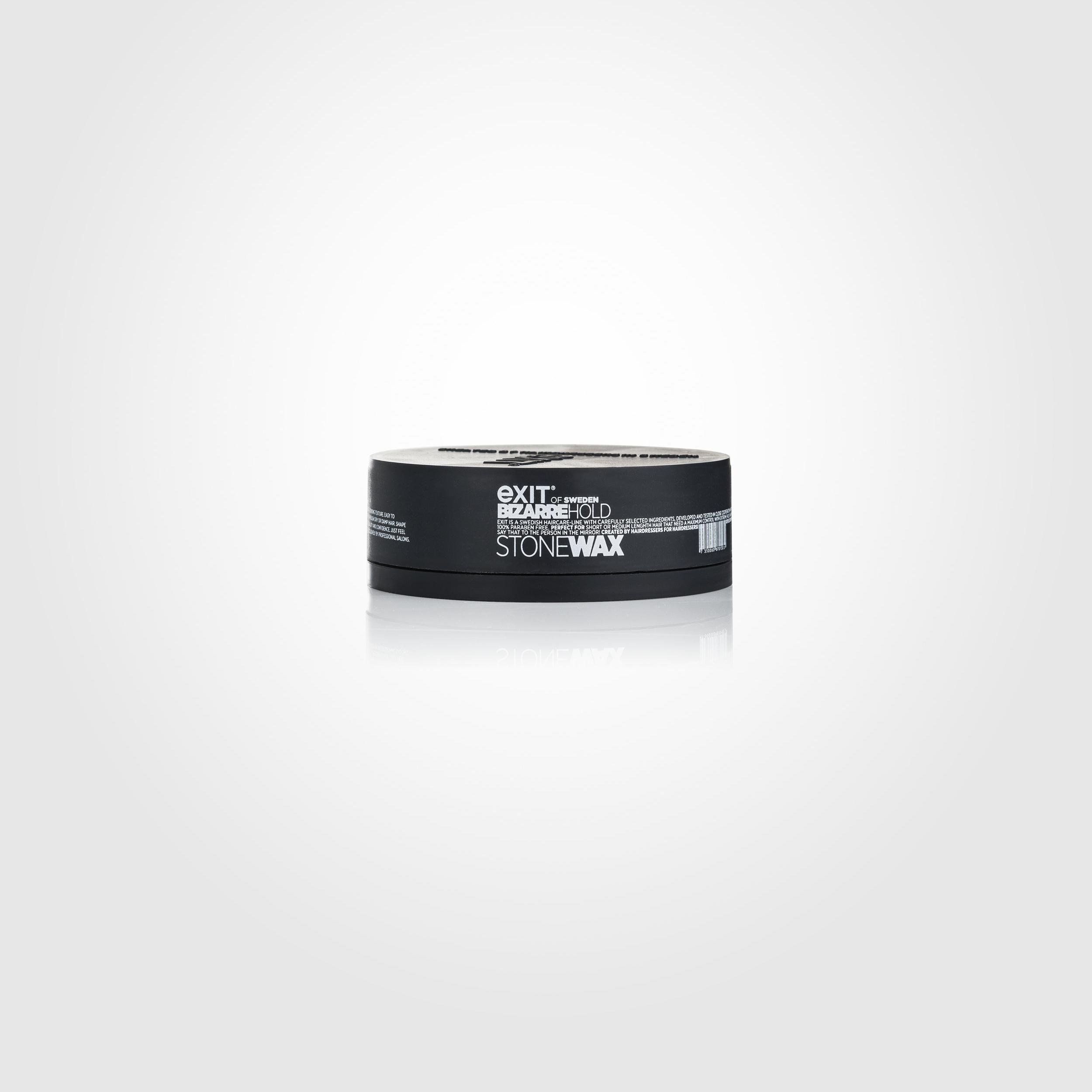 Superhård hårvax med en läcker limkonsistens. Lätt att använda och lätt att skölj ur. Maximal kontroll. Passar korta frisyrer. Styrka: 10 av 10. Glans: 1 av 10.