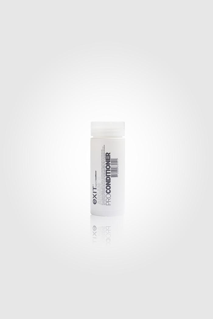 En utredande och färgbevarande balsam som återbygger torrt och skadat hår med arganolja. Rik på åderbyggande och vårdande ämnen.