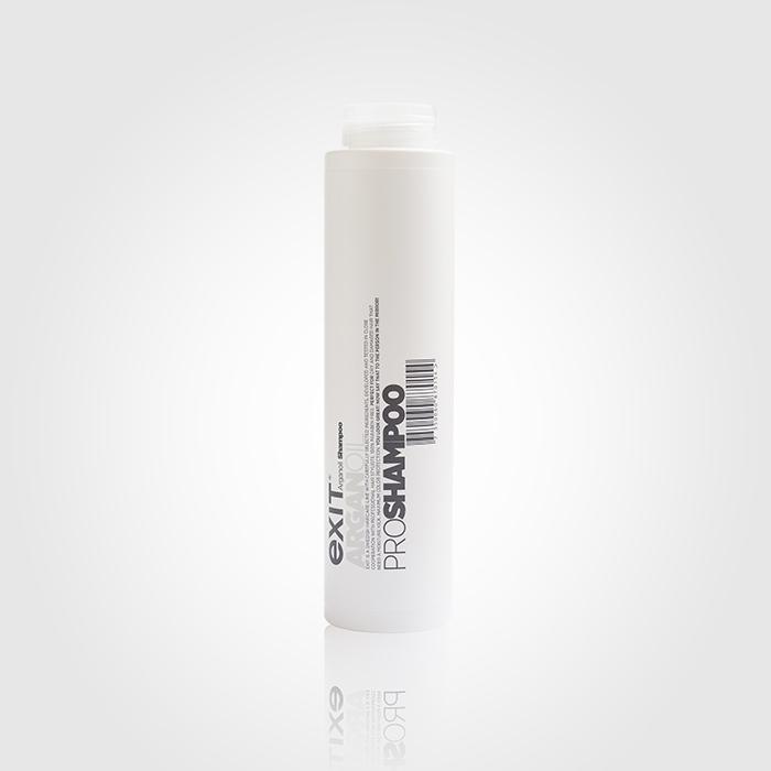 En mild rengörande och färgbevarande schampo som återbygger torrt, färgat och skadat hår med arganolja, utan att tynga ner. 100 ml