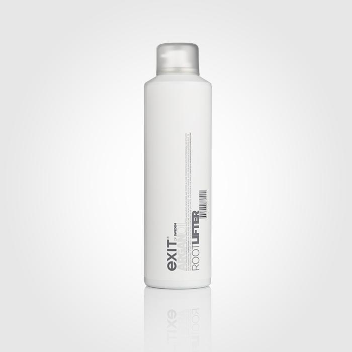 Ett spraymousse som ger maximal volym från hårbotten eller där håret behöver ett lyft, utan att håret känns tungt eller klibbigt.