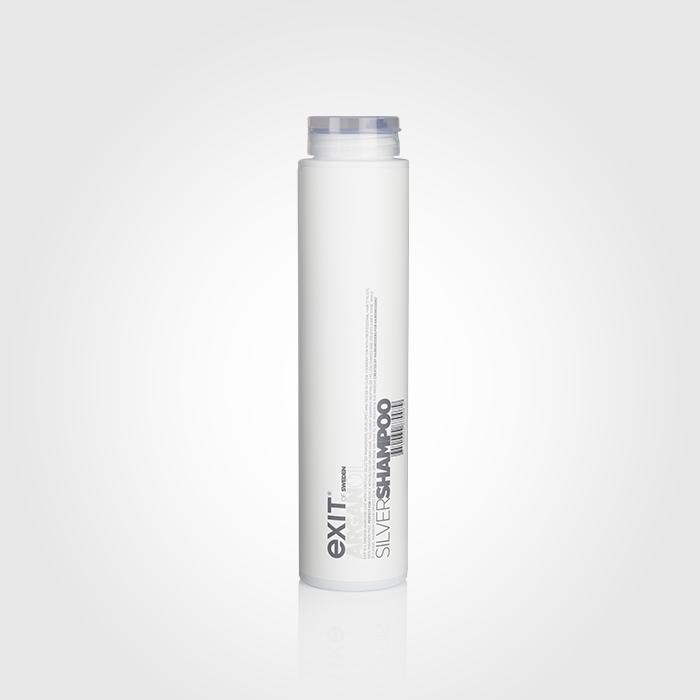 Ett perfekt schampo för dig med blont eller grått hår. Detta ljuvliga schampo innehåller violetta pigment som hjälper till att neutralisera gula toner på blont och grått hår, samtidigt som den rengör.