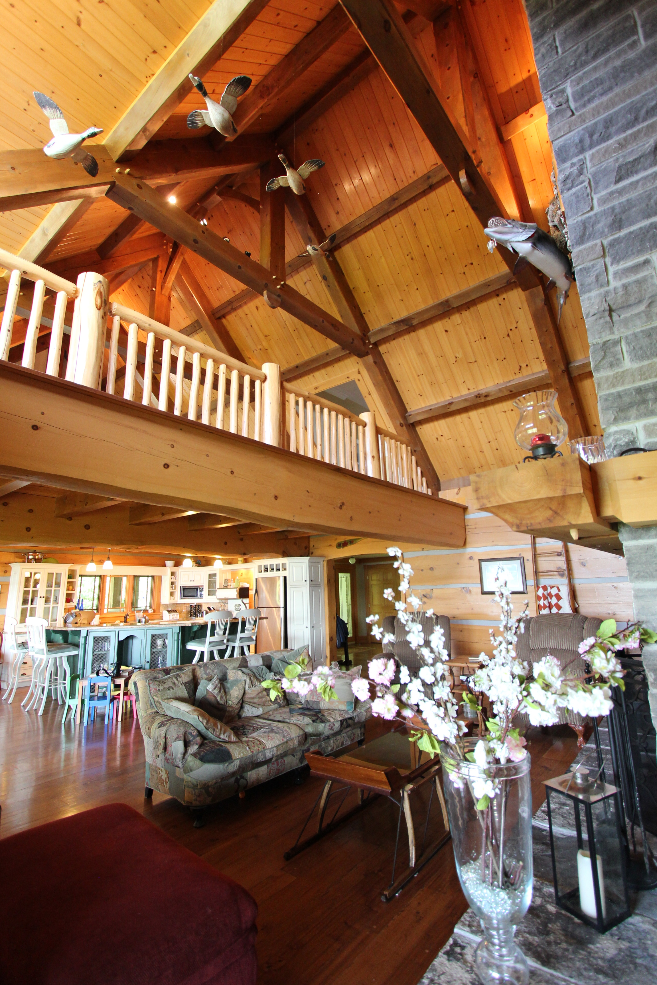 dovetail log home great room.JPG