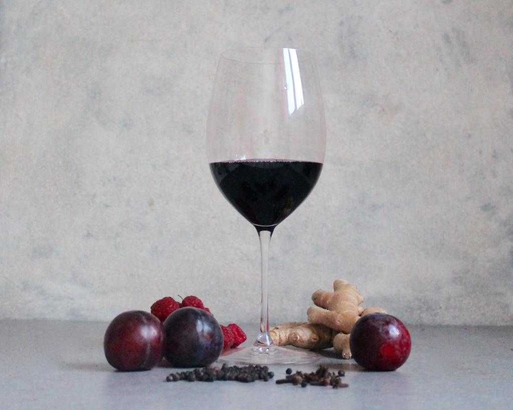 Key flavours: Plum, Raspberry, Ginger, Clove, Pepper