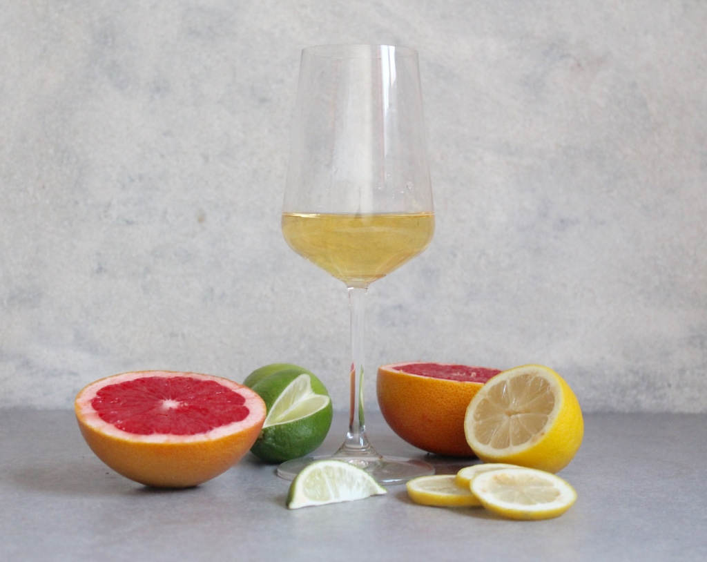Key flavours: Grapefruit, Lemon, Lime