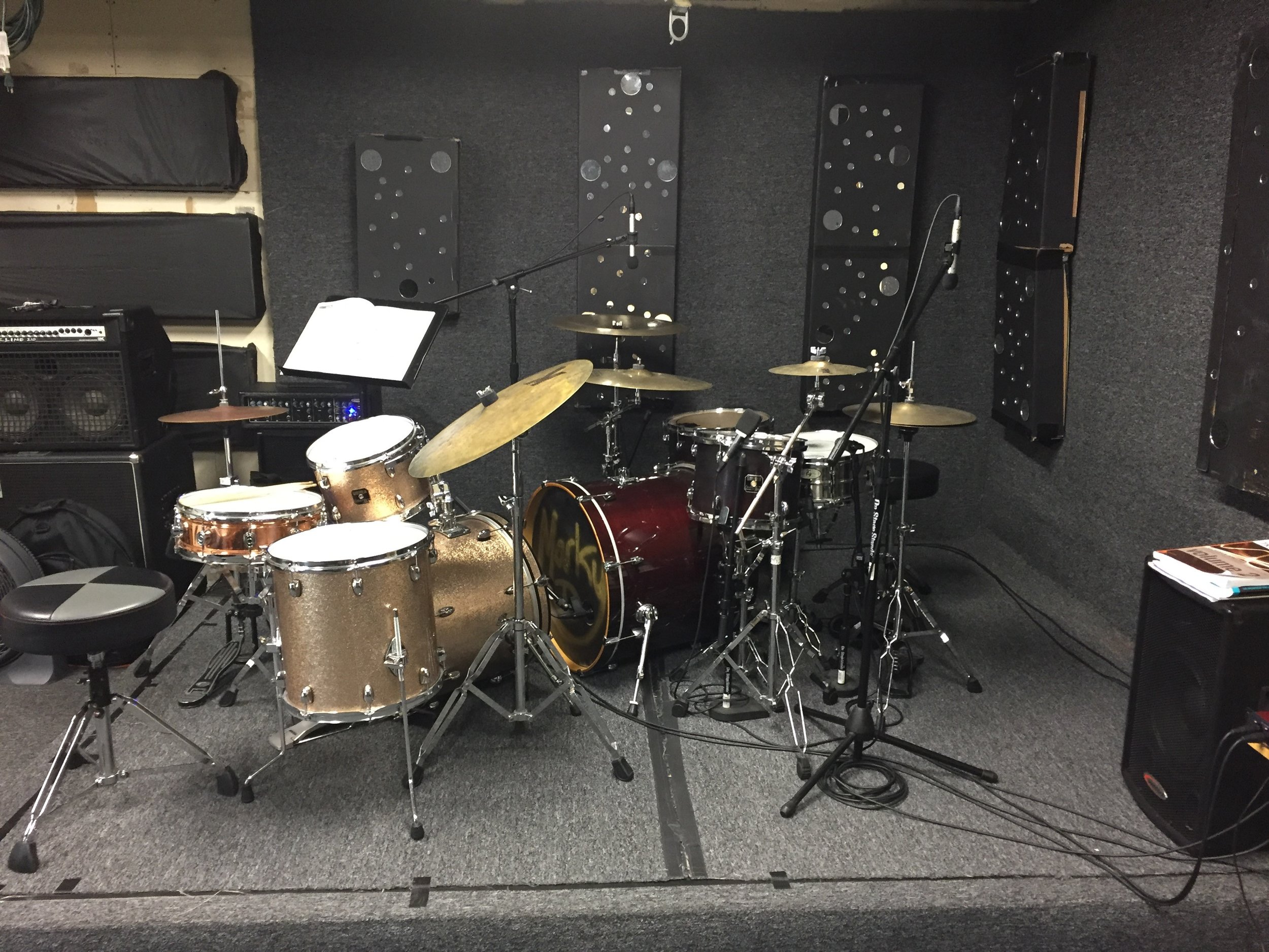 Professional Studio Space -