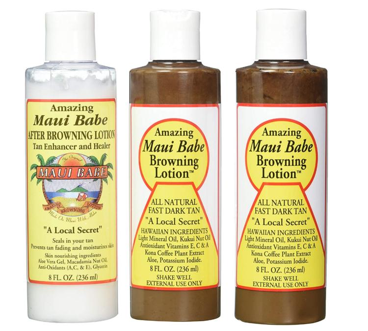 Hawaii's best kept secret to a gorgeous tanning enhancer.. I'm obsessed! - $59.99