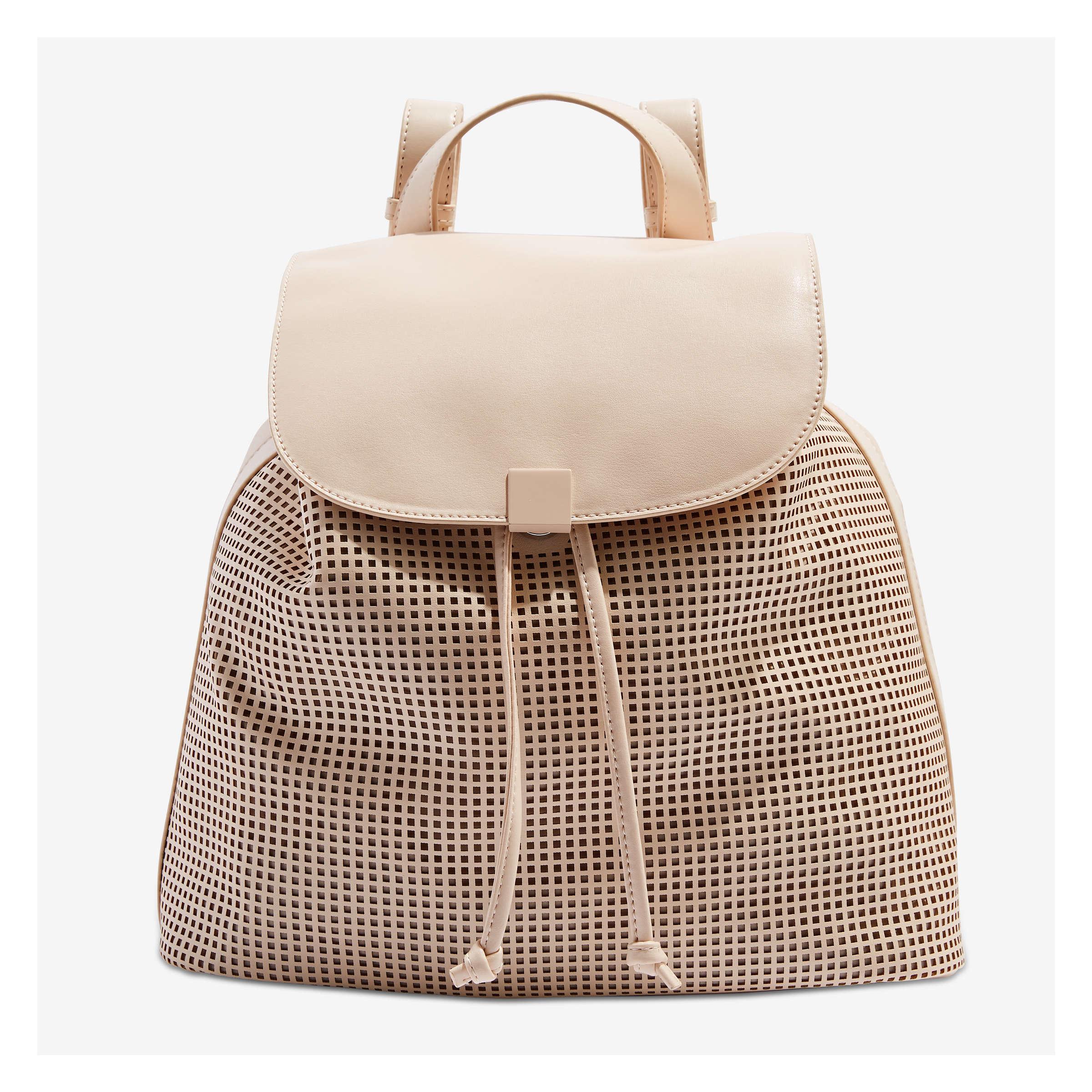 Vegan Leather Backpack - $39.00