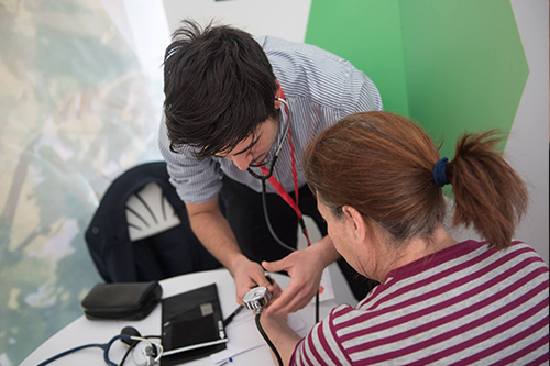 PUBLIC HEALTH CHECKS   In collaboration with Flora Proactive, the Malta Heart Foundation will be organising a series of health checks all over the island in the coming months.