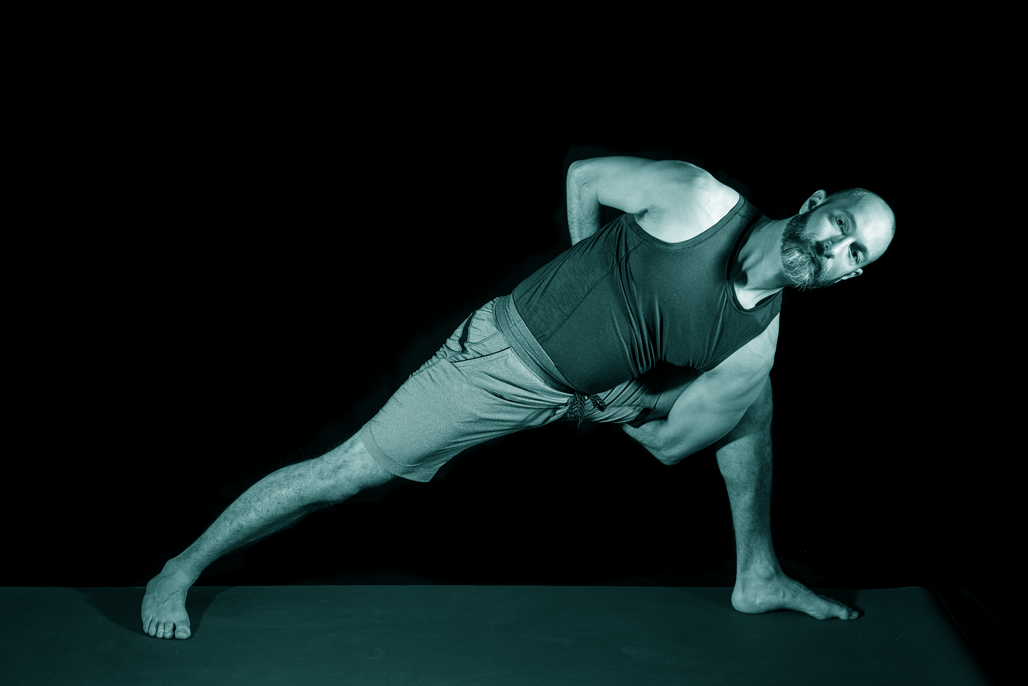 It took me years of slow work to improve my flexibility, it wasn't, and continues not to be, something that comes easy!