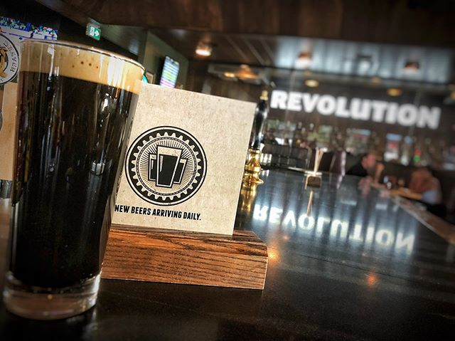 WE ARE TAPPED!!! **** The FIRST Bar in Alberta has tapped the Pumpkin Spice Latte Nitro Stout. Head down to the Beer Revolution on 130th in McKenzine Towne and give this amazing seasonal brew a try. • • • #railyardbrewingyyc