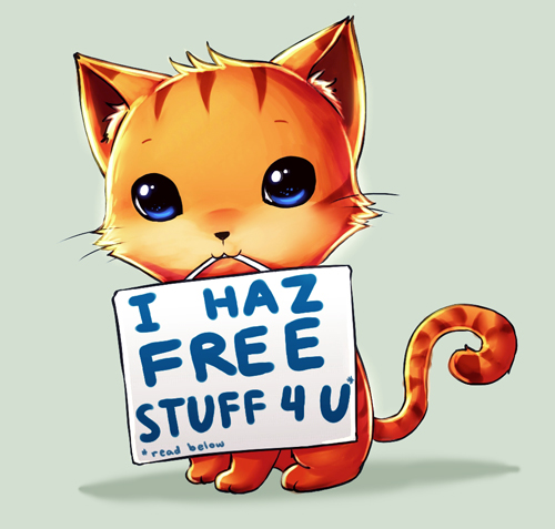 This cat is cute, but grammatically incorrect