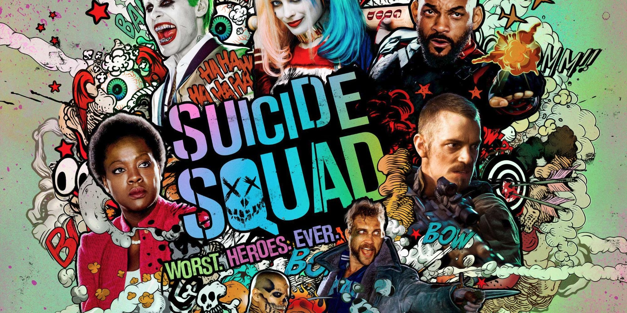 Squad goal # 1: Not being as lame as the Suicide Squad