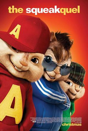"Why should this alone claim the title of ""Squeakquel"" instead of literally every sequel?"