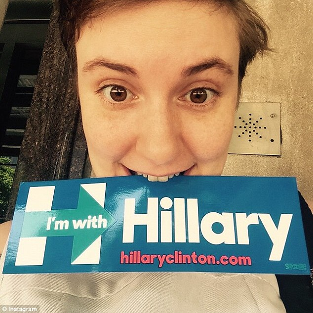 The authors are too nice to outright say so, but the support Hillary received from the universally reviled Lena Dunham almost assuredly cost her the Presidency.