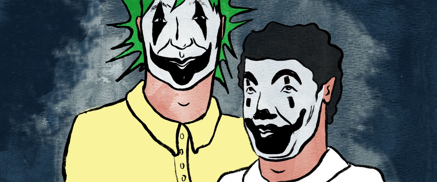 My Juggalo brother and I