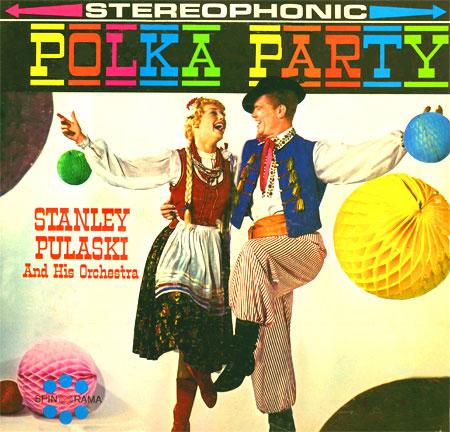 Before Al, polka parties were I'm just going to flat out say it—kinda corny, kinda lame.
