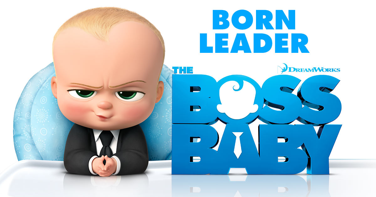 Boss Baby: coming eventually to Lukwarm Takes