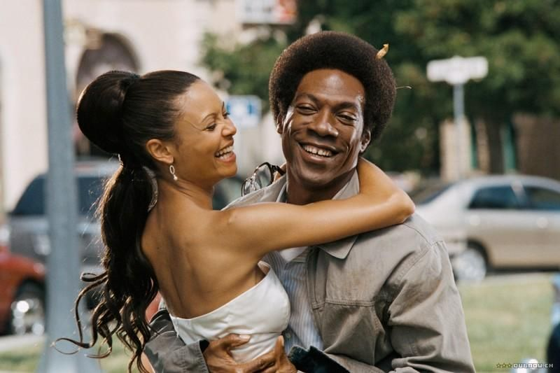 Oh Norbit, you truly are worthy of the love of a woman who looks like Thandie Newton!