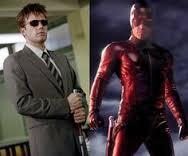 Jerk (left) Jerk in dumb costume (right)